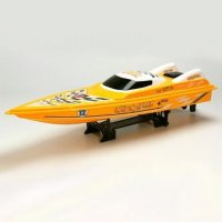 Большой катер NQD Cyclone Racing Speed Boat 1:16 RTR (757T-6029)