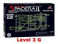 Конструктор Space Rail серия Glow In The Dark 3 уровень 233-3G